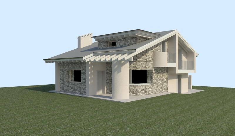 Cerchi annunci immobiliari gratuiti a mirano ve for Progetti ville classiche